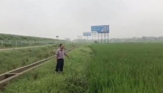 Đền bù đất tại huyện Thường Tín, Hà Nội: Bãi rác, mương nước cũng được bồi thường?