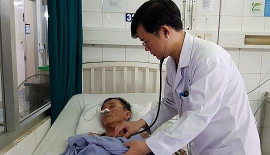Cứu sống bệnh nhân vừa nhồi máu cơ tim, vừa tai biến mạch máu não