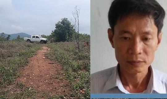 Nghệ An: Khởi tố nguyên Trưởng ban Quản lý rừng phòng hộ cùng 3 nữ thuộc cấp