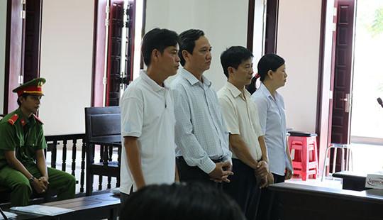 Nguyên 4 lãnh đạo BQLDA huyện Hòa Thành-Tây Ninh bị truy tố gây nhiều tranh cãi