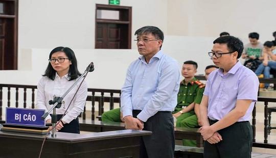 Dàn cựu lãnh đạo của PVEP tiếp tục hầu tòa