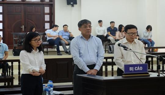 Nguyên Tổng Giám đốc PVEP bị đề nghị mức án từ 3 - 4 năm tù