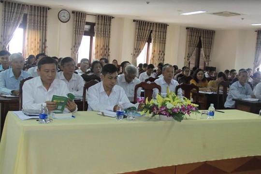 TAND hai cấp TP Đà Nẵng tập huấn nghiệp vụ Hội thẩm nhân dân