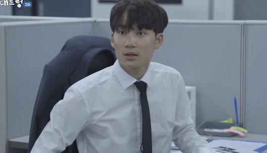 Chàng trai Việt lần đầu đóng vai chính trên màn ảnh nhỏ xứ Hàn