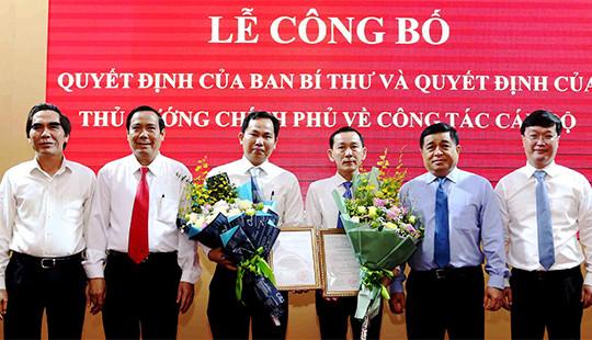 Điều động Chủ tịch UBND thành phố Cần Thơ làm Thứ trưởng Bộ KH&ĐT