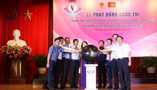 Phát động Cuộc thi 'Tuổi trẻ học tập và làm theo tư tưởng, đạo đức, phong cách Hồ Chí Minh năm 2019