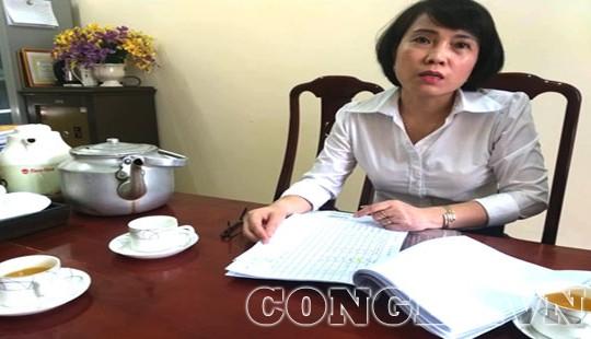 Giám đốc Trung tâm GDNN –GDTX khiếu nại quyết định kỷ luật của Chủ tịch huyện