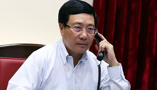 Đề nghị Singapore có điều chỉnh phù hợp liên quan phát biểu của Thủ tướng Lý Hiển Long