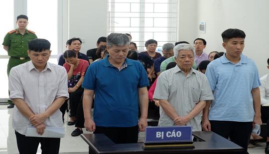 Nguyên Chủ tịch Hội đồng thành viên Vinashin bị đề nghị mức án 18-20 năm tù