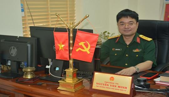 Nguyễn Văn Minh: Một ngòi bút chiến đấu trẻ trên mặt trận tư tưởng