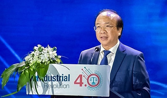 Cách mạng công nghiệp 4.0 và vấn đề hướng tới Tòa án điện tử