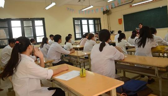 Kỳ thi THPT quốc gia 2019: 48 thí sinh bị đình chỉ trong 2 ngày thi