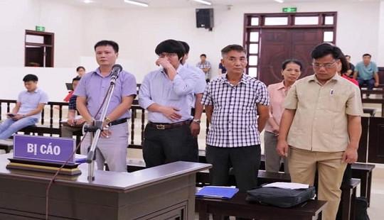 Sai phạm xảy ra tại Dự án Tây Hà Nội: Nguyên Chủ tịch UBND xã Xuân Đỉnh bị đề nghị xử phạt từ 13-14 năm tù