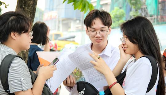 Chưa có điểm 10 môn Ngữ văn kỳ thi THPT quốc gia