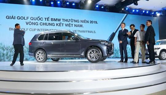 THACO khai trương tổ hợp showroom 3 thương hiệu BMW-MINI-BMW Motorad tại TP.HCM