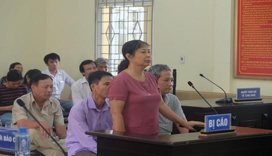 Nguyên Phó Trưởng phòng TN-MT kêu oan, VKS đề nghị xử phạt 6 - 7 năm tù