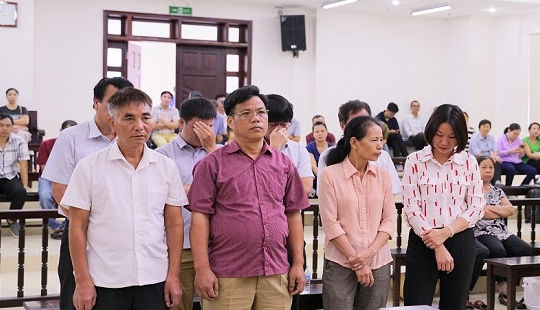 Sai phạm xảy ra tại Dự án Tây Hà Nội: Hàng loạt cựu cán bộ lĩnh án