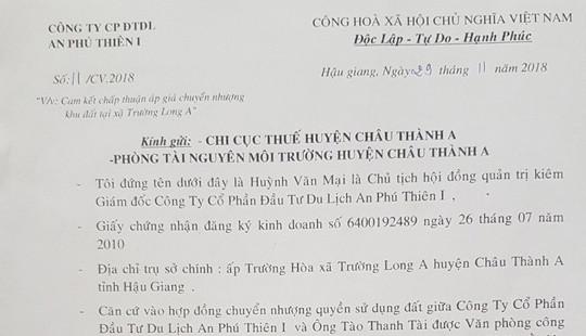 Cần Thơ: Nguyên Phó Tư lệnh Quân khu 9 bị kiện ra Toà