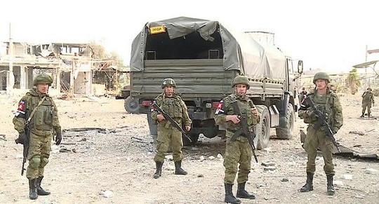 Phiến quân Syria có động thái chống lại quân đội Nga