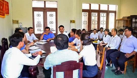 TAND TP. Hội An, tỉnh Quảng Nam: Đổi mới và phát huy hiệu quả tranh tụng tại phiên toà