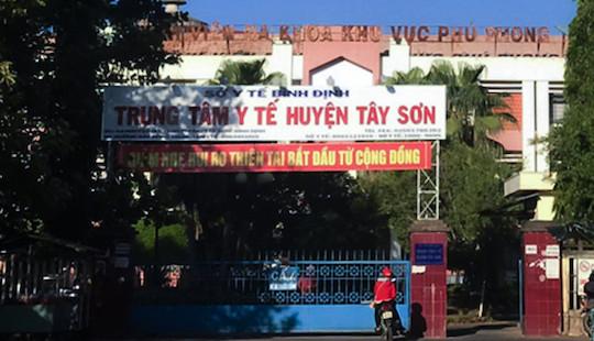 Xác minh vụ sản phụ tử vong sau sinh mổ ở Bình Định