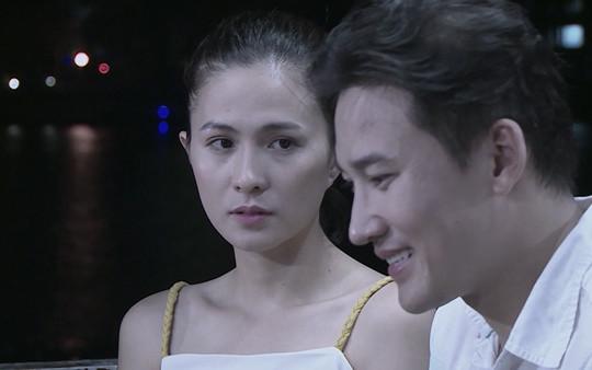 """Thùy Trang bất ngờ """"có con riêng"""" với Hà Trí Quang"""