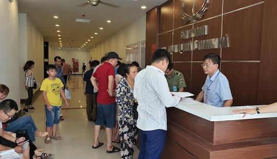 Cận cảnh 1500 hộ dân mới KĐT Thanh Hà hân hoan nhận nhà