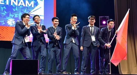 Việt Nam giành 6 Huy chương tại kỳ thi Olympic Toán quốc tế năm 2019