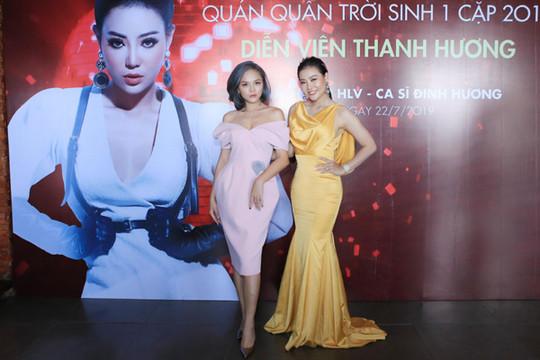 Thanh Hương – từ diễn viên mê ca hát đến quán quân Trời sinh một cặp mùa 3