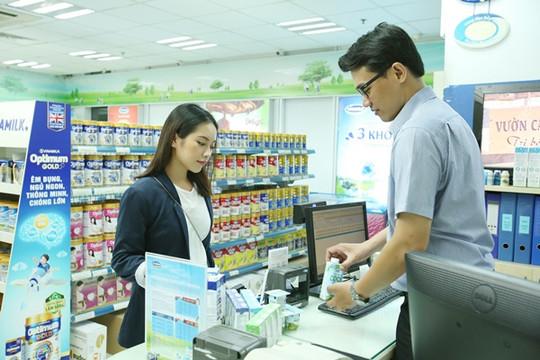 Vinamilk là thương hiệu được chọn mua nhiều nhất ở cả thành thị và nông thôn