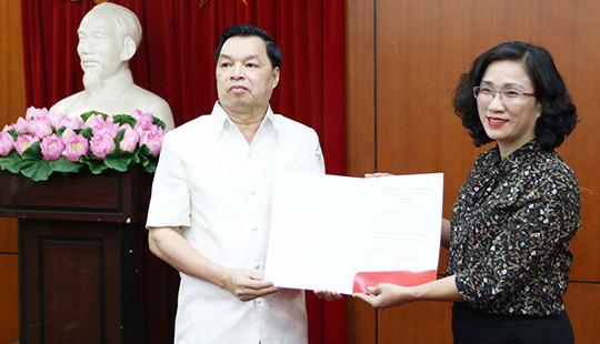 Ban Tuyên giáo Trung ương bổ nhiệm hai Vụ trưởng