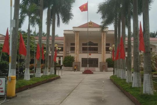 Hưng Hà (Thái Bình): Chủ công viên nghĩa trang không phép trên đất nông nghiệp phớt lờ chỉ đạo của chính quyền