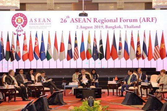 Diễn đàn ARF-26: Lại nóng vấn đề Biển Đông, Triều Tiên