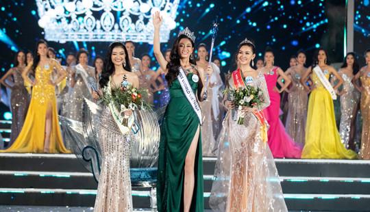 Tân Hoa hậu Miss World Việt Nam từng tham gia kỳ thi học sinh giỏi tiếng Anh cấp quốc gia