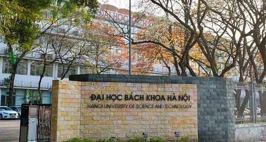 ĐH Bách Khoa Hà Nội công bố điểm chuẩn trúng tuyển năm 2019