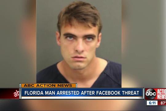 Cảnh sát Florida bắt giữ kẻ đe dọa lặp lại vụ xả súng kinh hoàng ở bang Texas