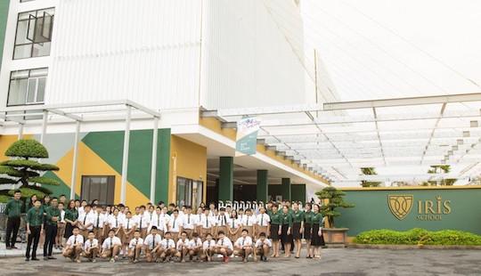 Iris School Thái Nguyên tại Khu đô thị Crown Villas sẵn sàng chào năm học 2019-2020