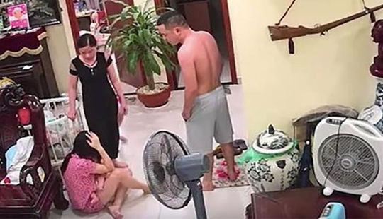 Người vợ bị chồng võ sư đánh dã man rút đơn tố cáo