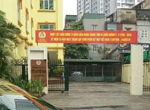 Nhiều tố cáo cần làm rõ tại Công đoàn Dệt May Việt Nam