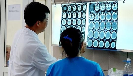 Lần đầu ghi nhận xuất huyết não do ma tuý đá ở người trẻ