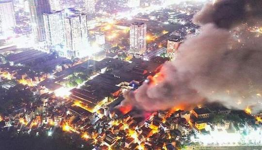 Vụ cháy công ty Rạng Đông: 100 người xét nghiệm mức nhiễm thuỷ ngân