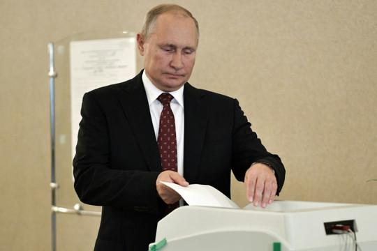 Bầu cử địa phương Nga: Chính trị tập trung ở các thành phố lớn