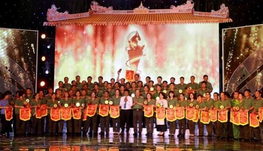 Khai mạc Liên hoan Truyền hình, phát thanh Công an nhân dân lần thứ XII diễn ra tại Huế