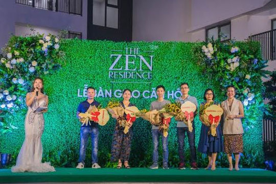 Sở hữu không gian sống xanh tại dự án nhà ở tốt nhất Việt Nam