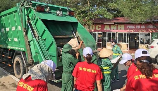 Phát động hưởng ứng Chiến dịch làm cho thế giới sạch hơn năm 2019