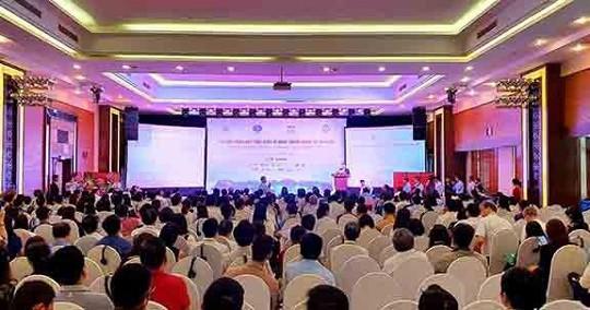 Hơn 1.000 đại biểu dự hội nghị toàn quốc  về bệnh truyền nhiễm và HIV/AIDS