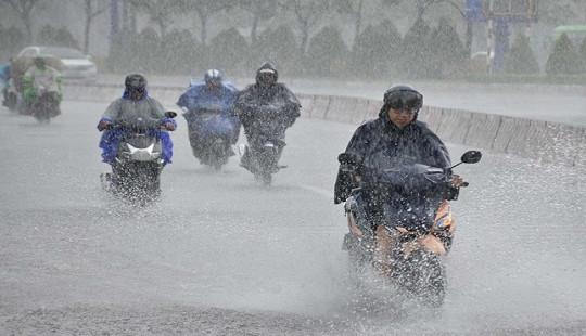 Chuyên gia khí tượng: Các tỉnh thành phía Nam sẽ có mưa lớn trên diện rộng