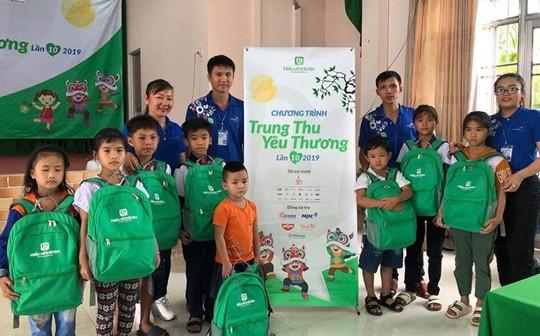 Saigon Co.op tặng quà trung thu cho trẻ em