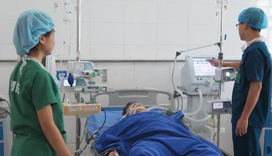 Vụ truy sát ở Thái Nguyên: 2 nạn nhân đang được tích cực điều trị