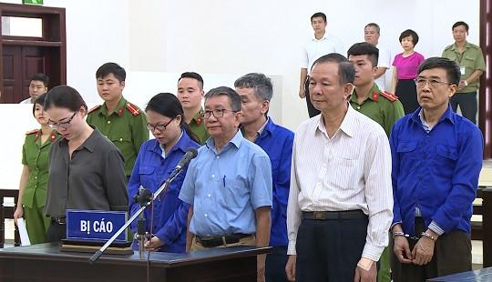 Nguyên Tổng Giám đốc BHXH Việt Nam bị đề nghị mức án 15-16 năm tù